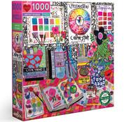 eeBoo eeBoo Artist Studio Puzzle 1000pcs