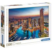 Clementoni Clementoni Dubai Marina Puzzle 1500pcs