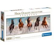 Clementoni Clementoni Horses Panorama Puzzle 1000pcs