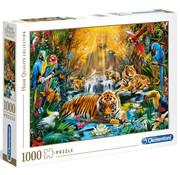 Clementoni Clementoni Mystic Tigers Puzzle 1000pcs