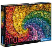 Clementoni Clementoni Colorboom - Whirl Puzzle 1000pcs