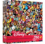 Ceaco Ceaco Disney Collector Pins Puzzle 750pcs