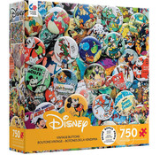 Ceaco Ceaco Disney Vintage Buttons Puzzle 750pcs