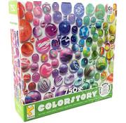 Ceaco Ceaco Colorstory: Marbles Puzzle 750pcs