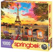 Springbok Springbok Paris Sunset Puzzle 1000pcs