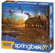 Springbok Springbok Duck Lodge Puzzle 1000pcs