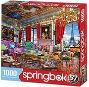 Springbok Springbok Palace in Paris Puzzle 1000pcs