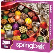 Springbok Springbok Tin of Treats Puzzle 2000pcs