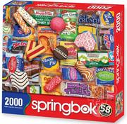 Springbok Springbok Snack Treats Puzzle 2000pcs