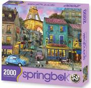 Springbok Springbok Eiffel Magic Puzzle 2000pcs