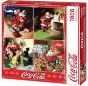 Springbok Springbok Coca-Cola Special Magic Puzzle 1000pcs
