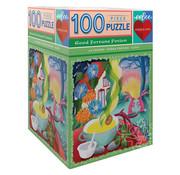 eeBoo eeBoo Good Fortune Potion Puzzle 100pcs