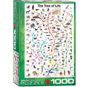 Eurographics Eurographics Tree of Life Puzzle 1000pcs
