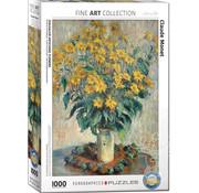 Eurographics Eurographics Jerusalem Artichoke Flowers Puzzle 1000pcs