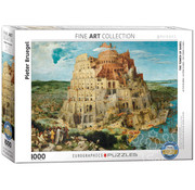Eurographics Eurographics The Tower of Babel Puzzle 1000pcs