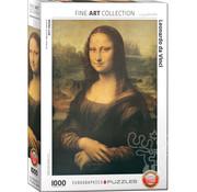 Eurographics Eurographics Mona Lisa Puzzle 1000pcs