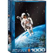 Eurographics Eurographics Astronaut Puzzle 1000pcs