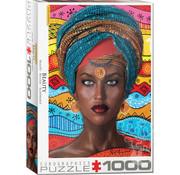 Eurographics Eurographics Beauty Puzzle 1000 pcs
