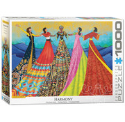 Eurographics Eurographics Harmony Puzzle 1000 pcs