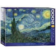 Eurographics Eurographics Starry Night Puzzle 2000pcs