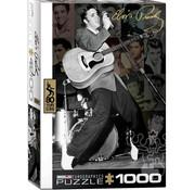 Eurographics Eurographics Elvis Presley Live at Olympia Puzzle 1000pcs