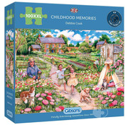Gibsons Gibsons Childhood Memories Puzzle 100pcs XXL