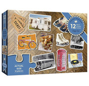 Gibsons Gibsons Days Out Puzzle 12pcs XXL