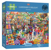 Gibsons Gibsons Gardener's Delight Puzzle 500pcs XL