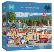 Gibsons Gibsons Lake Windermere Puzzle 1000pcs