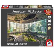 Schmidt Schmidt Old Café In Abkhazia Puzzle 1000pcs
