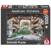 Schmidt Schmidt Cuban Theater Puzzle 1000pcs