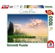 Schmidt Schmidt Lake Taubensee Puzzle 1000pcs