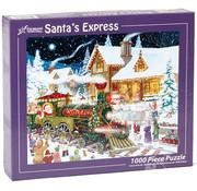 Vermont Christmas Company Vermont Christmas Co. Santa's Express Puzzle 1000pcs