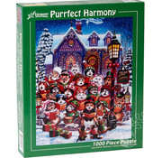Vermont Christmas Company Vermont Christmas Co. Puurfect Harmony Puzzle 1000pcs
