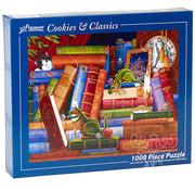 Vermont Christmas Company Vermont Christmas Co. Cookies & Classics Puzzle 1000pcs