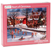 Vermont Christmas Company Vermont Christmas Co. Heart of Christmas Puzzle 1000pcs