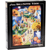Vermont Christmas Company Vermont Christmas Co. Halloween Town Puzzle 550pcs