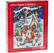Vermont Christmas Company Vermont Christmas Co. Santa's Helpers Puzzle 550pcs