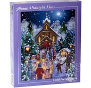 Vermont Christmas Company Vermont Christmas Co. Midnight Mass Puzzle 1000pcs