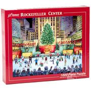Vermont Christmas Company Vermont Christmas Co. Rockefeller Center Puzzle 1000pcs