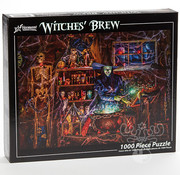 Vermont Christmas Company Vermont Christmas Co. Witches' Brew Puzzle 1000pcs