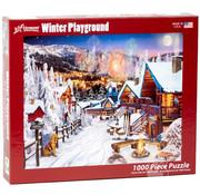 Vermont Christmas Company Vermont Christmas Co. Winter Playground Puzzle 1000pcs