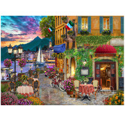 Vermont Christmas Company Vermont Christmas Co. Irresistible Italy Puzzle 1000pcs