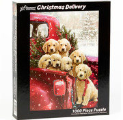 Vermont Christmas Company Vermont Christmas Co. Christmas Delivery Puzzle 1000pcs