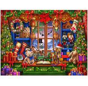 Vermont Christmas Company Vermont Christmas Co. Ye Olde Christmas Shoppe Puzzle 550pcs