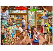 Vermont Christmas Company Vermont Christmas Co. Pet Shop Puzzle 550pcs