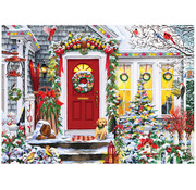 Vermont Christmas Company Vermont Christmas Co. Winter Welcome Puzzle 1000pcs