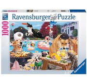 Ravensburger Ravensburger Dog Days of Summer Puzzle 1000pcs