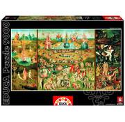 Educa Borras Educa The Garden of Earthly Delights Puzzle 9000pcs