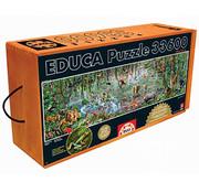 Educa Borras Educa Wildlife Puzzle 33600pcs